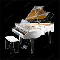 Купите рояль прозрачный (Transparency) Kawai CR-40 в PIANO44.RU