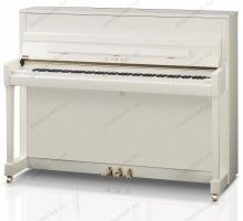 Купите акустическое пианино Kawai K200 WH/P в PIANO44.RU