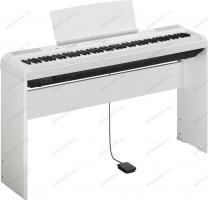 Купите Yamaha P-115WH цифровое фортепиано в PIANO44.RU
