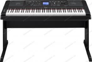 Купите Yamaha DGX-660B портативное цифровое пианино с автоаккомпанементом в PIANO44.RU