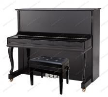Купите Sam Martin UP123 Black акустическое пианино в PIANO44.RU
