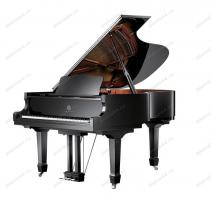 Купите Sam Martin GP-158 Black акустический рояль в PIANO44.RU